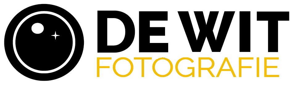 Evenement fotografie de Wit logo