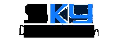 Sky Dakbedekkingen logo